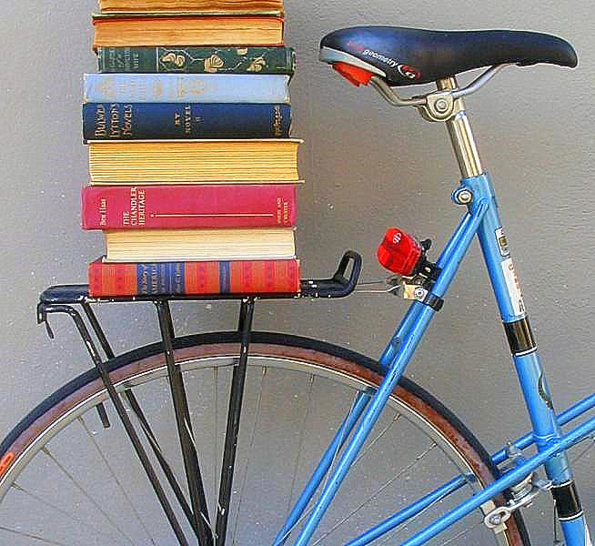 Blue Bike Books -- Eponymous