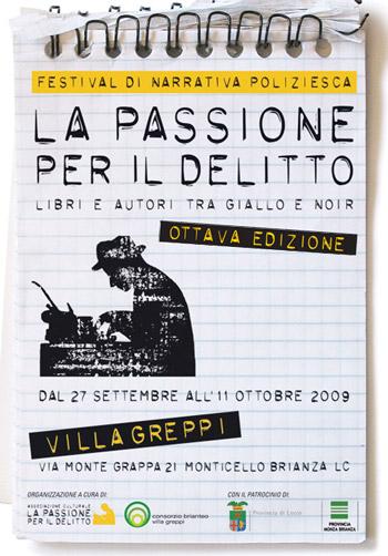 La passione per il delitto, Villa Greppi, Monticello Brianza