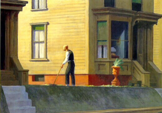Edward Hopper - Pennsylvania