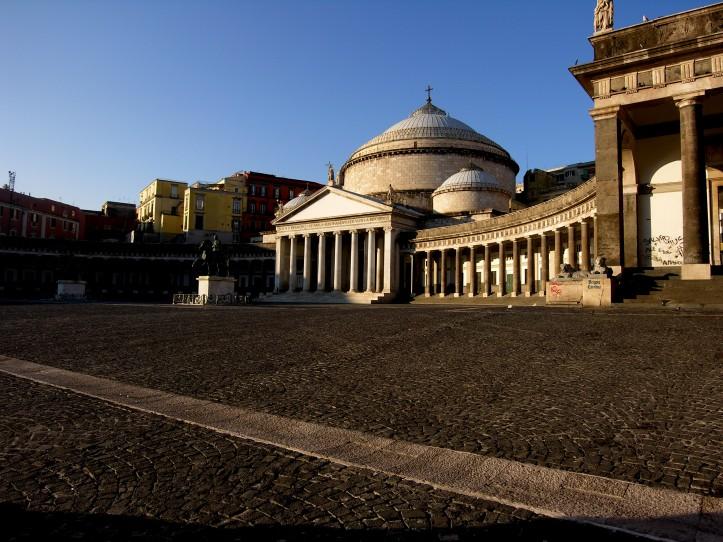 Piazza del Plebiscito, Napoli - foto di pietro46