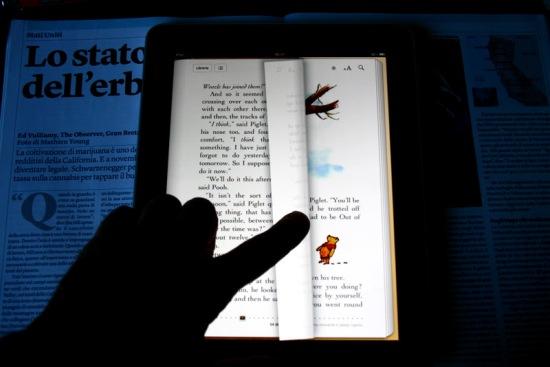 """Winnie the Pooh, la pagina """"si sfoglia"""""""