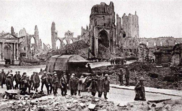 Ypres nel 1916