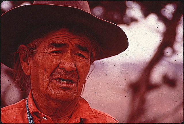 Documerica, Arizona - Navajo Nation - Flickr, National Archives