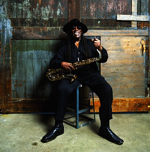 Big Man Clarence Clemons