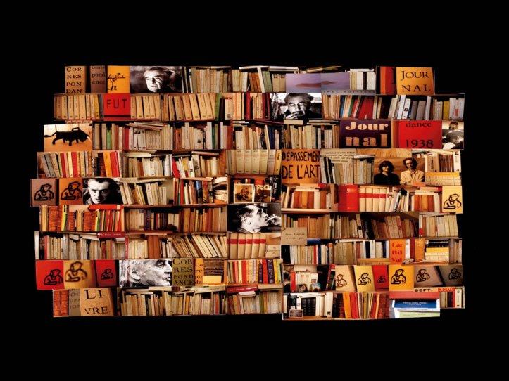 La bibliotheca obscura de W.H.F. Talbot © Muriel Pic, Filigranes Editions