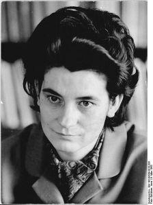 Christa Wolf nel 1963