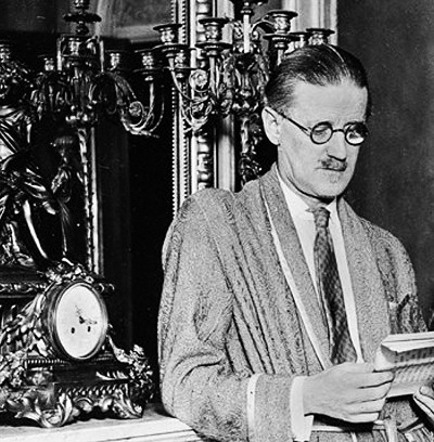 James Joyce, 15 maggio 1931
