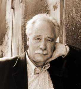 Lo scrittore W.G.Sebald autore de Gli anelli di Saturno