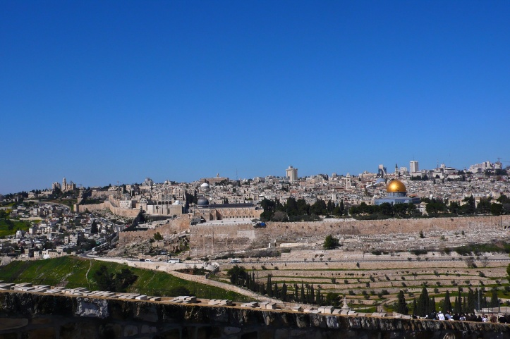 Gerusalemme - foto di mio papà