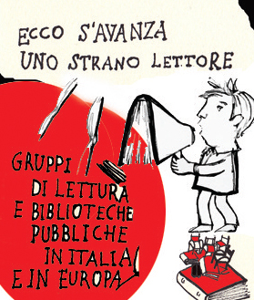 Gruppi di letture e biblioteche, Cologno Monzese, 10 novembre 2012