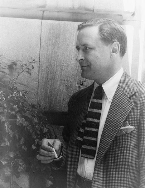 Francis Scott Fitzgerald, 1937