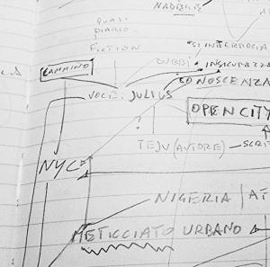 Mappa di lettura, di Open City, particolare