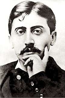 Marcel Proust, 1900 (Wikimedia commons)