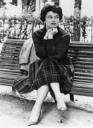 Mavis Gallant a Parigi nel 1959