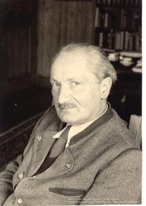Martin Heidegger (Wikimedia Commons)