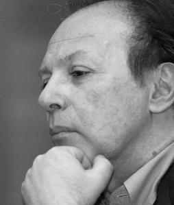 Lo scrittore spagnolo Javier Marías