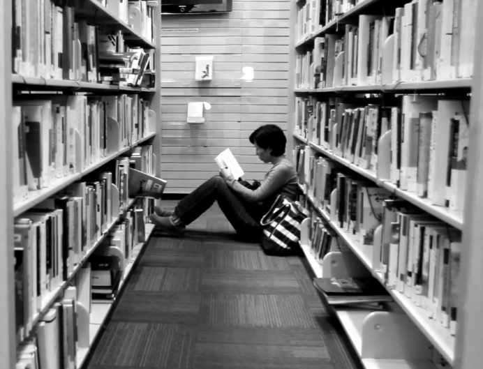 Perché le biblioteche (come questa) sonoimportanti
