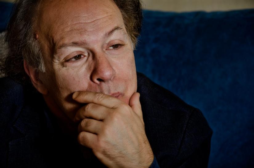 Lo scrittore spagnolo Javier Marias