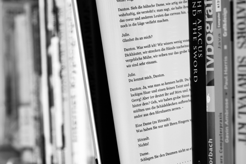 Gli e-book e il nuovo lettoredigitale