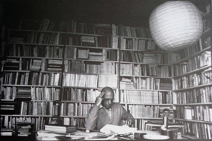 Michel Foucault (da writersatwork.pfauth.com)
