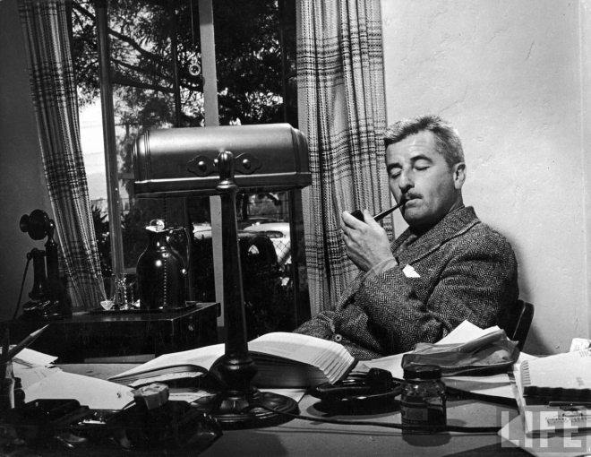William Faulkner (da writersatwork.pfauth.com)
