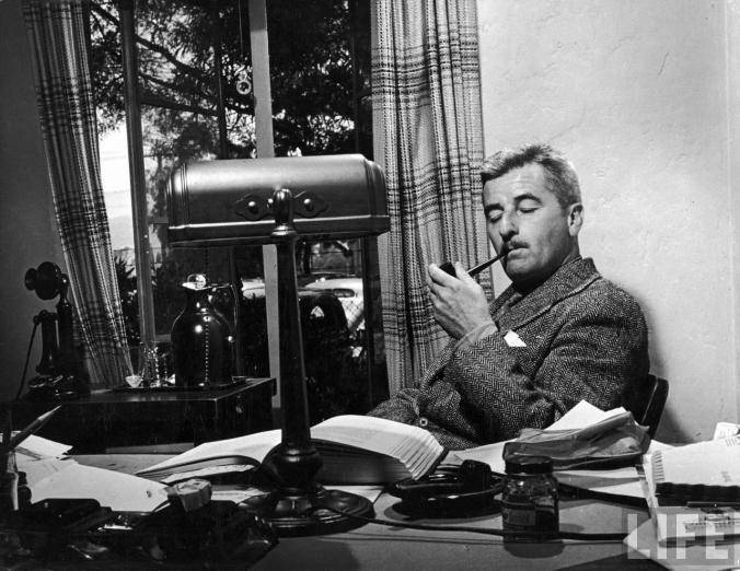 William Faulkner (da writersatwork.pfauth.com)