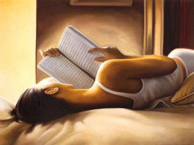 4 motivi per cui leggere fa bene allospirito