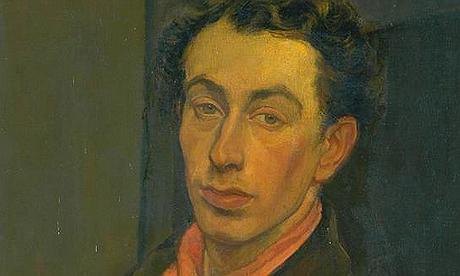 Isaac Rosenberg, Self Portrait , 1911,  Tate