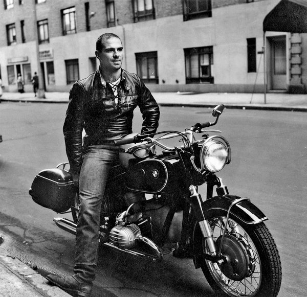 Douglas White Oliver Sacks, Greenwich Village, 1961 (New York Review of Books)