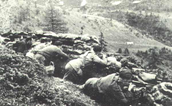 partigiani sul Mortirolo