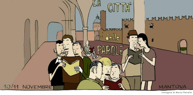 Terzo raduno nazionale dei Gruppi di lettura, Mantova 10-11 novembre 2018