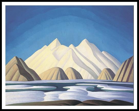 Lawren Harris, Baffin Island, 1931