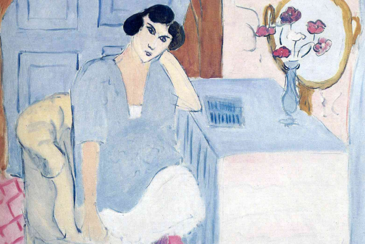 Henri Matisse, The Innatentive Reader, 1919