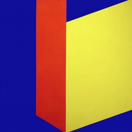 Ward Jackson, Vertical (1972-1976) (Wikiart)