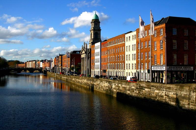 Dublin, Ireland, Arran quay,