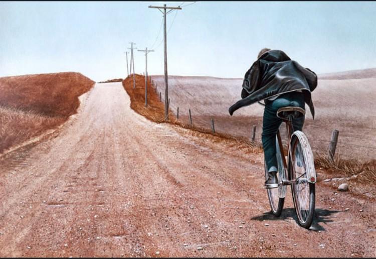 Ken Danby, Towards The Hill